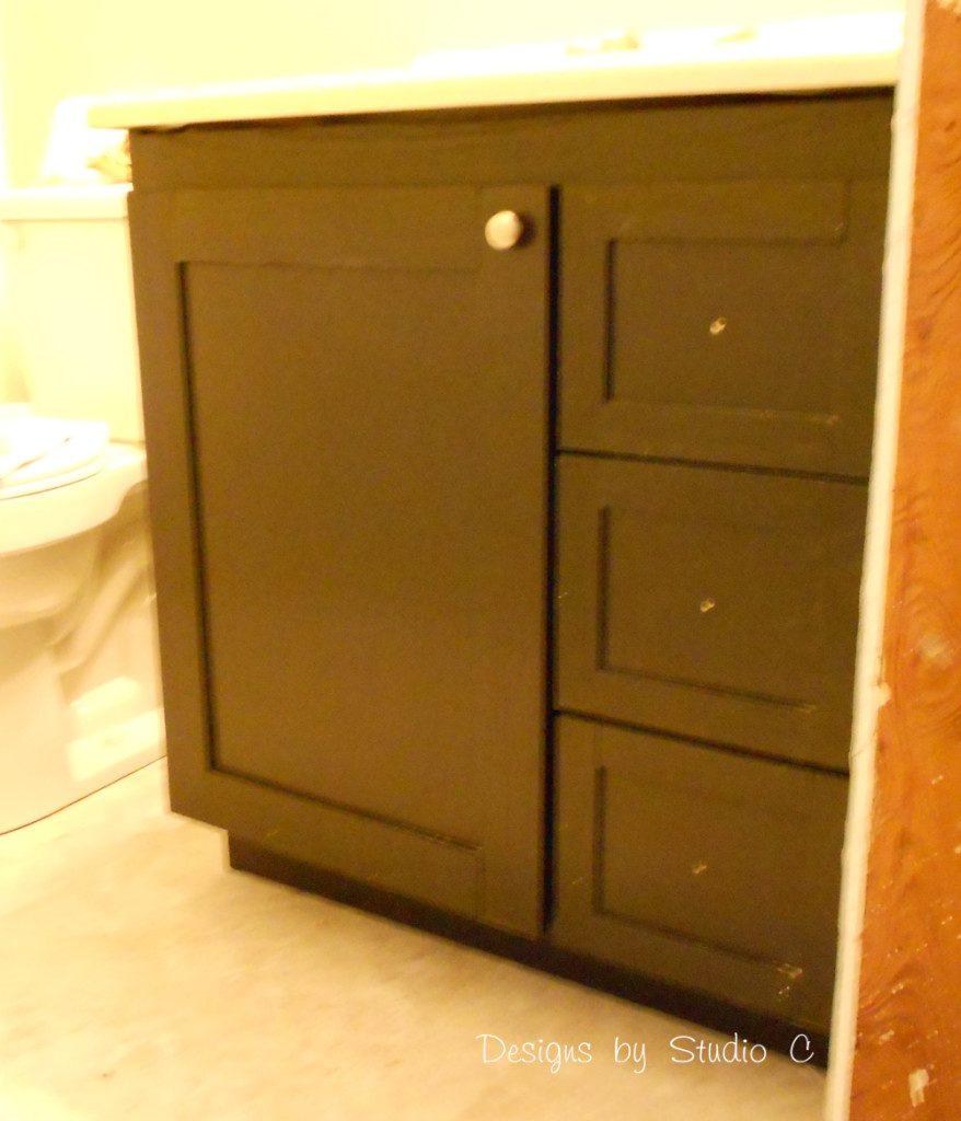 free DIY woodworking plans to build a custom bath vanity DSCN0676