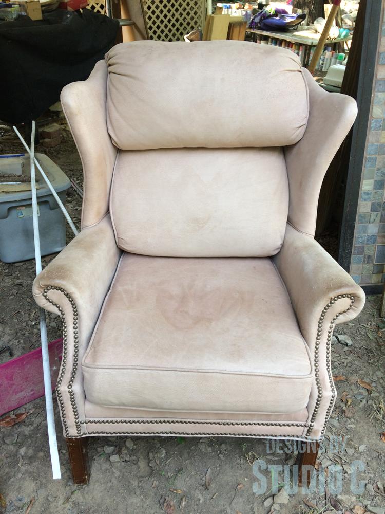 sanding-repainting-legs-chair-chair