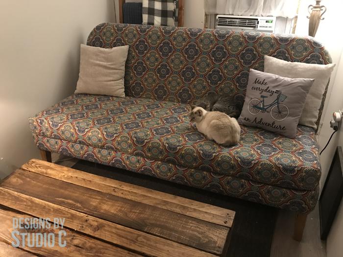Build a DIY Upholstered Sofa Frame Plans